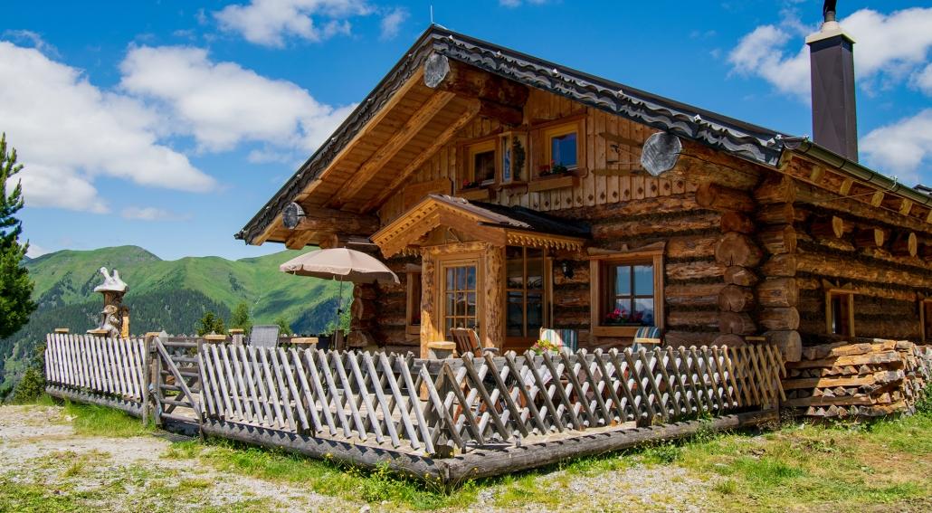 Gasteinerhütte im Zirbenwald Bad Gastein