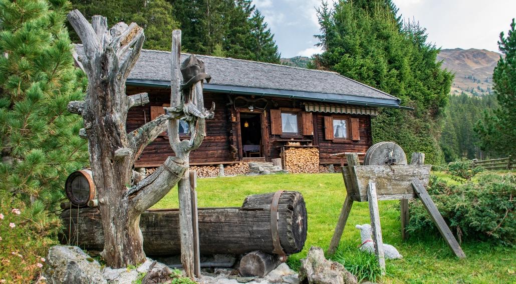 Gilferthütte Tuxer Alpen Tirol
