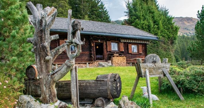Goasalm Weerberg Tuxer Alpen