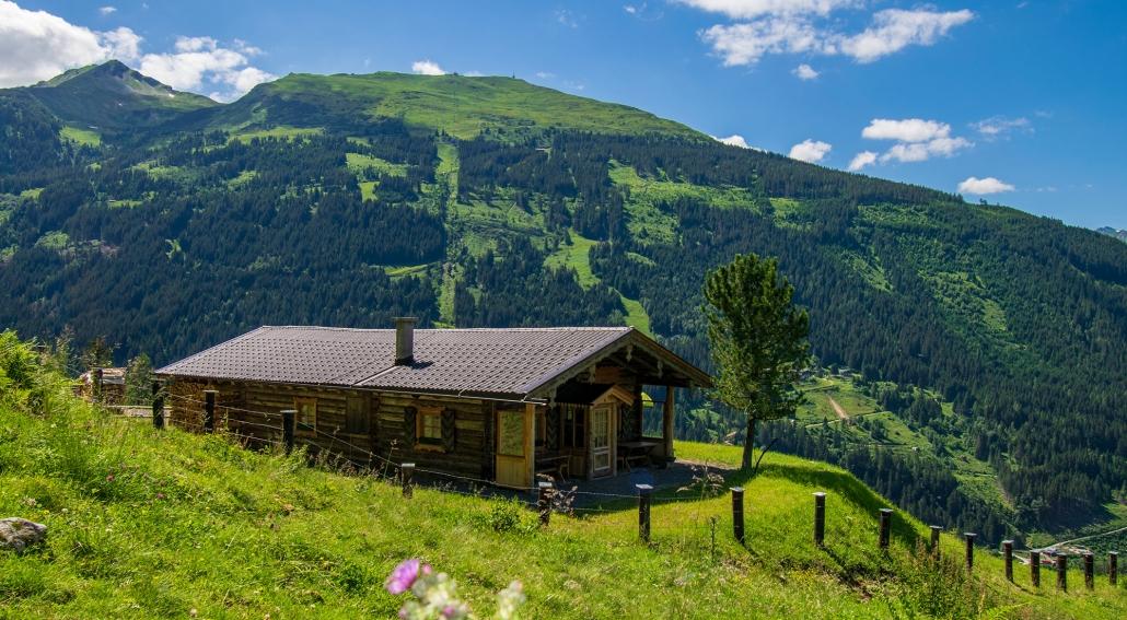 Schachenhütte Bad Gastein Nationalpark Hohe Tauern