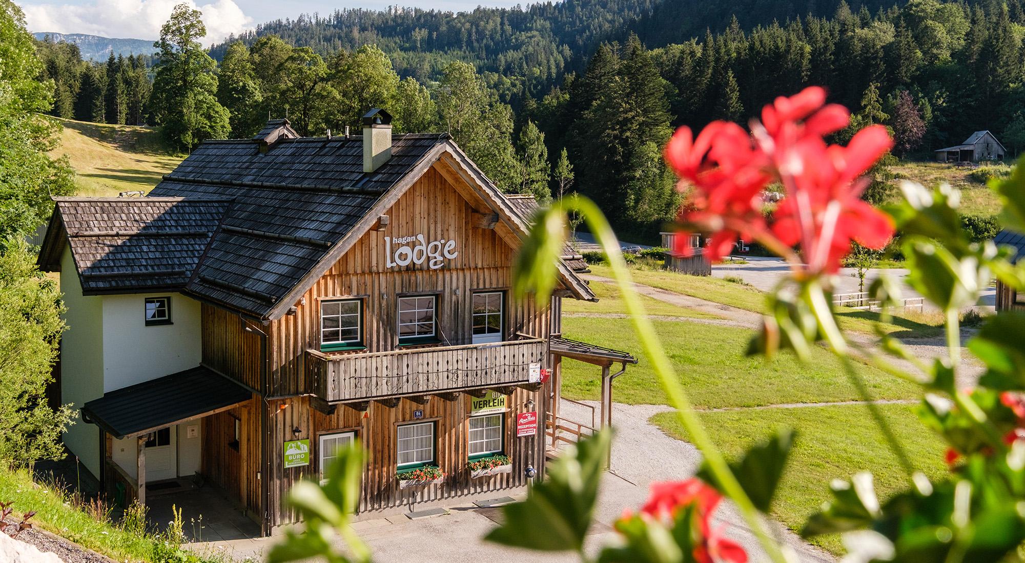 Hagan Lodge Comfort Plus Salzkammergut Steiermark