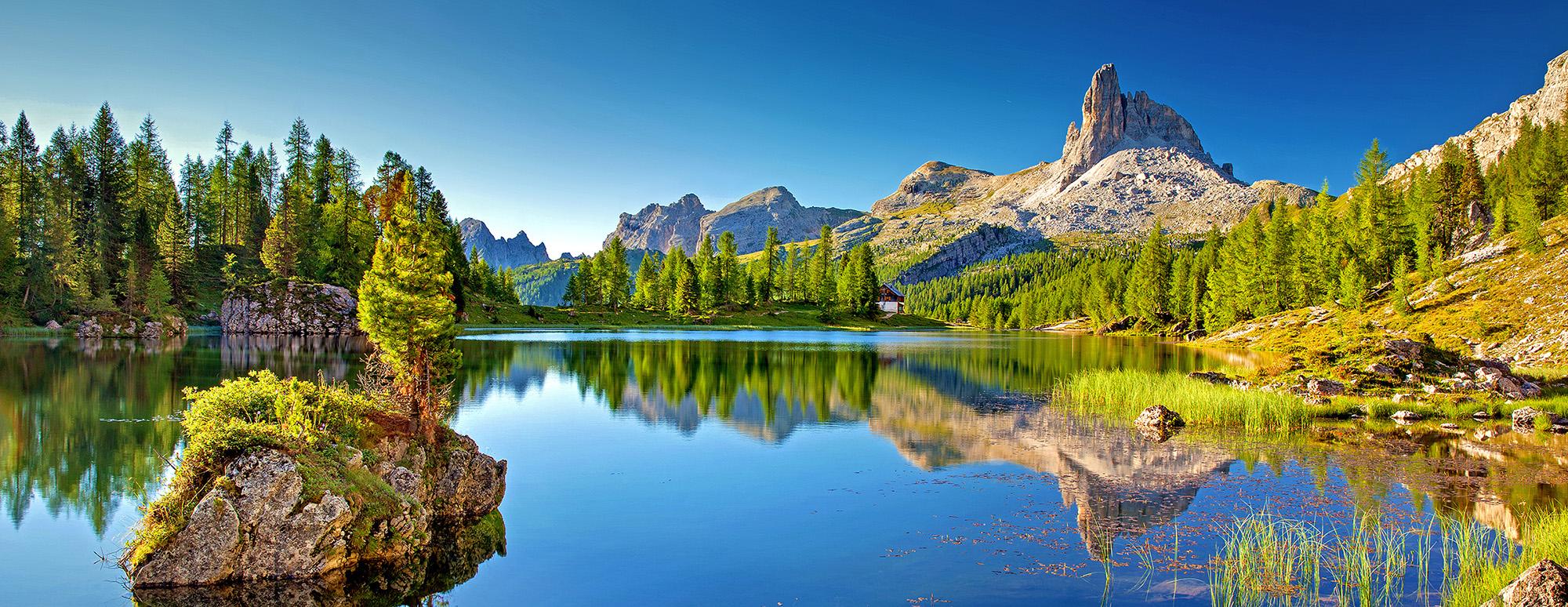 Die schönsten Gruppenhäuser, Chalets und urige Hütten in den Bergen mieten