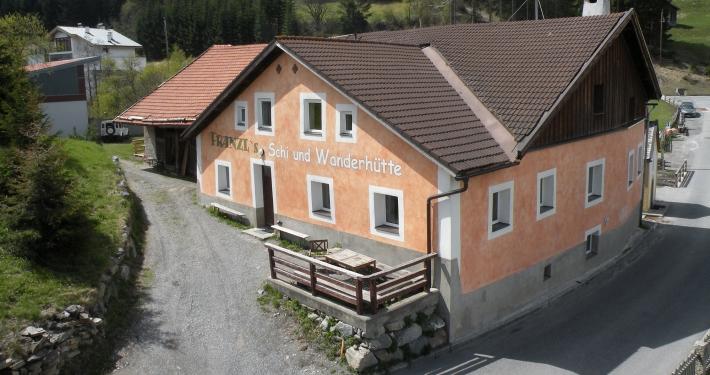 Franzl's Ski & Wanderhütte Nauders