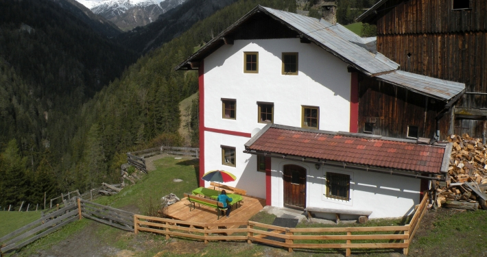 Samnauner Hütte Nauders