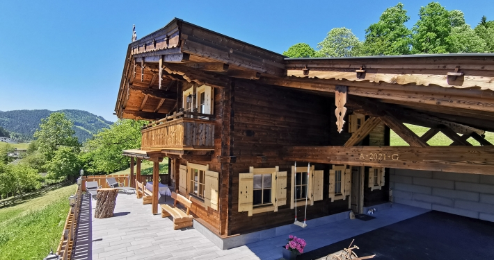 Alpenchalet Thiersee