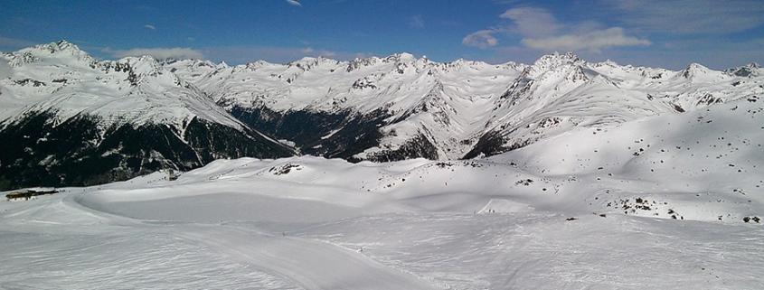 Skiregionen in Osttirol