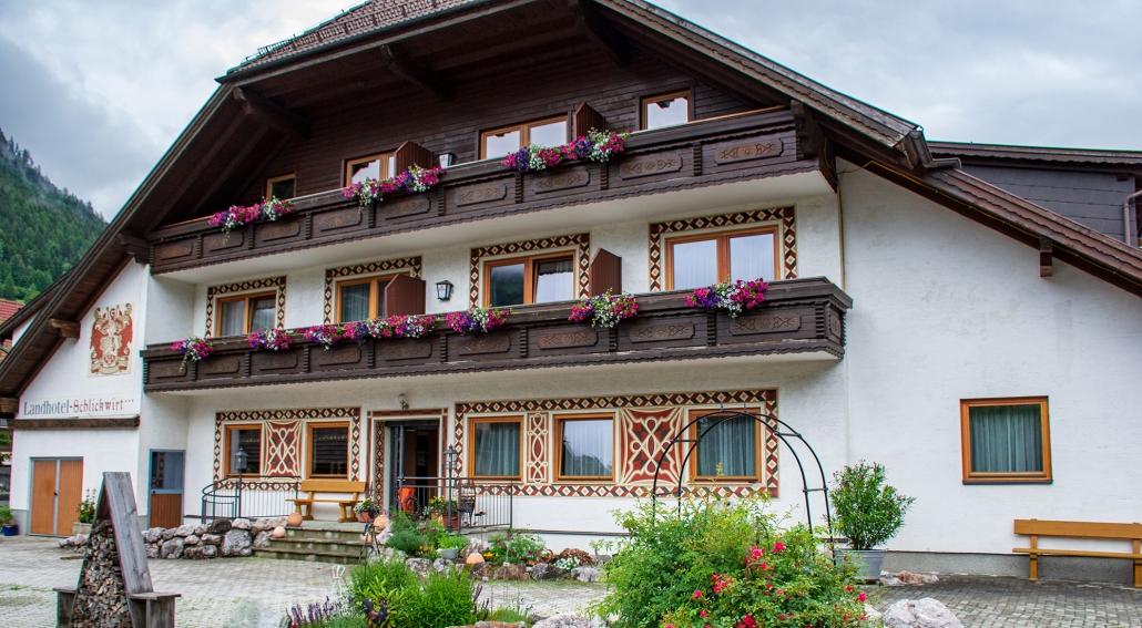 Schlickwirt Gruppenhaus Katschberg